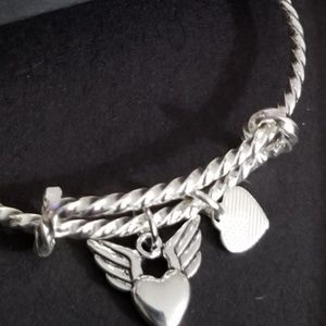 Alex and ani winged heart